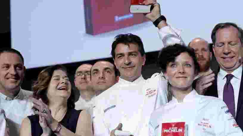 Voici les 13 nouveaux restaurants étoilés au Michelin dans la région Auvergne-Rhône-Alpes
