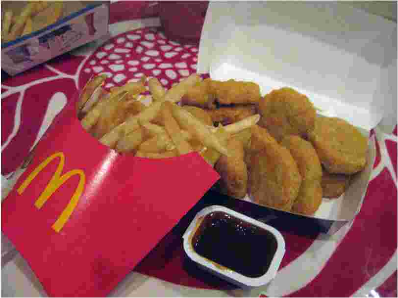 McDonald's est accusé de faire payer plus cher ses produits dans ses franchises en France, Allemagne et Italie