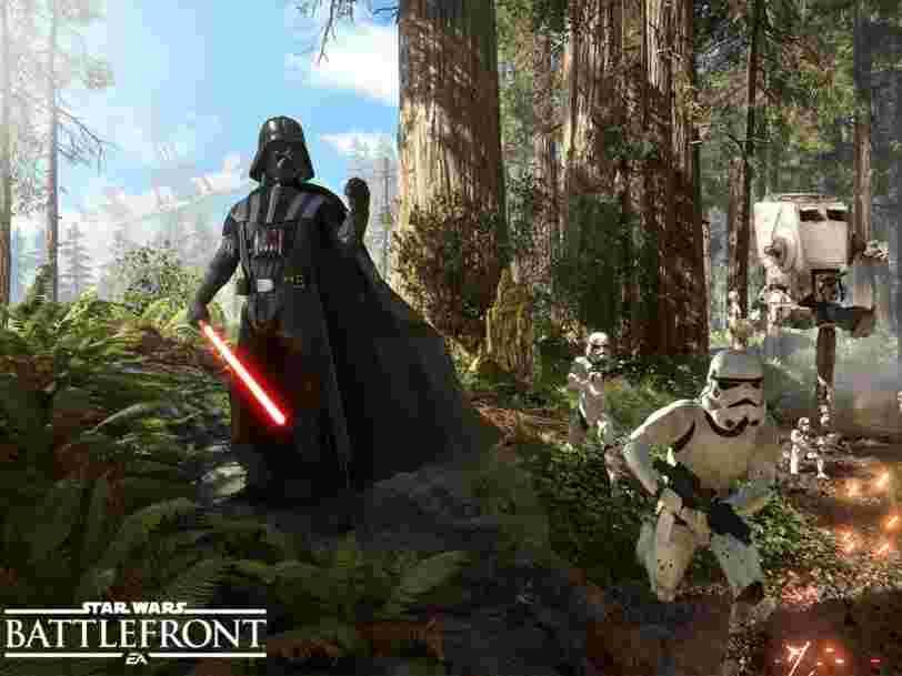 L'éditeur du nouveau jeu vidéo 'Star Wars' a dû le modifier après la colère des fans