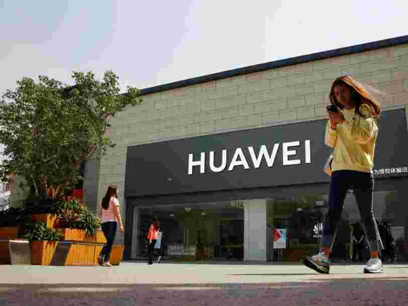 Donald Trump bannit Huawei d'un marché américain... et les 6 autres choses à savoir dans la tech ce matin