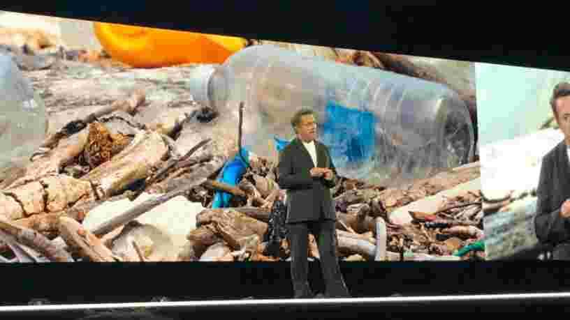 Robert Downey Jr. s'est engagé à nettoyer la planète grâce à la robotique et à l'IA