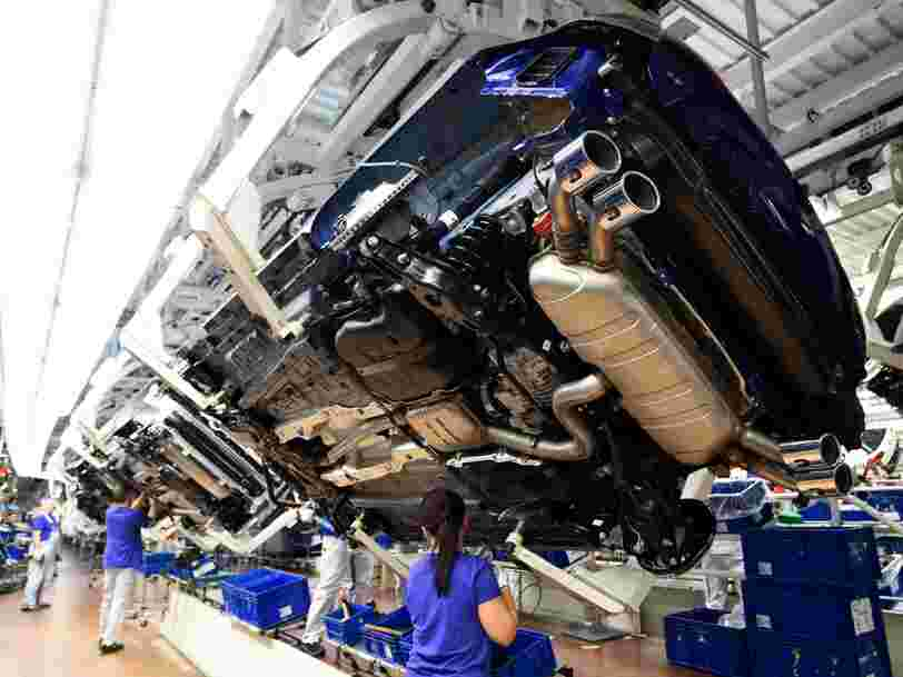 Volkswagen s'associe avec un spécialiste américain de semi-conducteurs pour avancer dans le domaine de l'IA