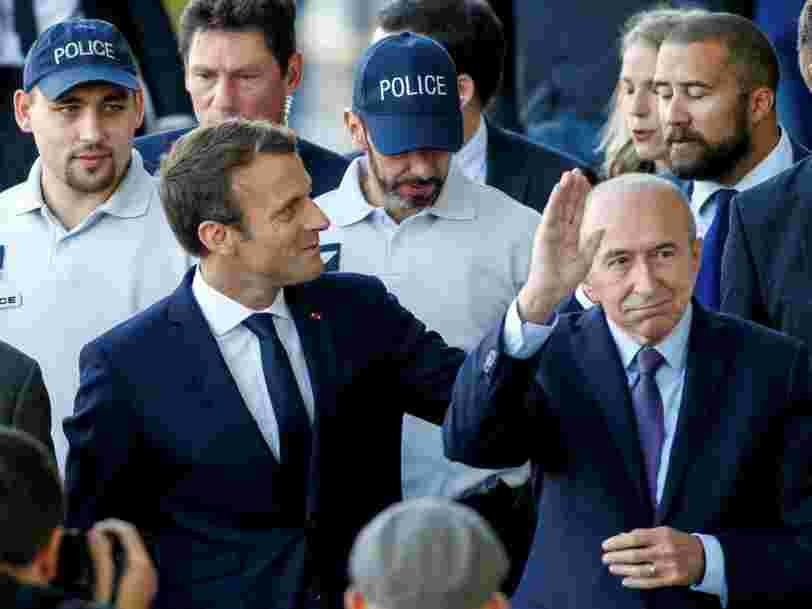 Gérard Collomb vient de quitter son poste de ministre de l'Intérieur —voici tous les ministres qui ont démissionné depuis qu'Emmanuel Macron est président