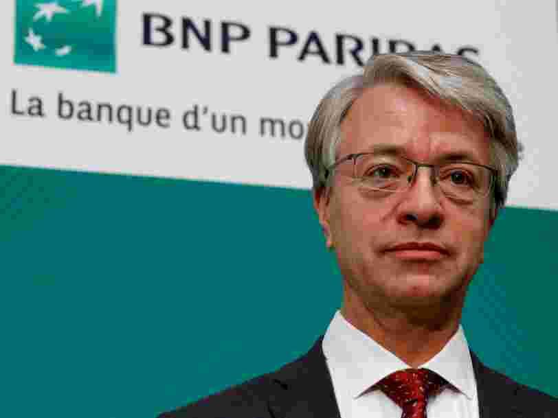 BNP Paribas peine à convaincre en Bourse, plombée par ses activités de marchés
