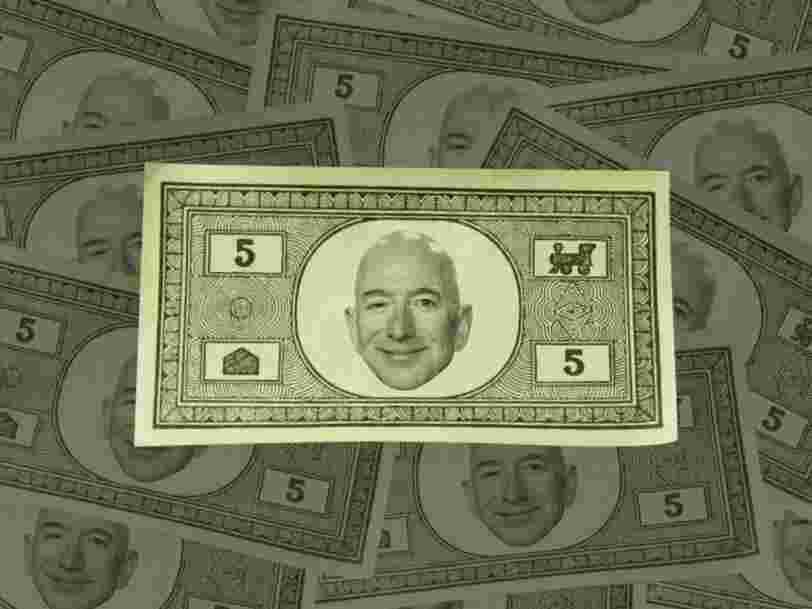 Pourquoi Jeff Bezos restera bien l'homme le plus riche du monde après son divorce