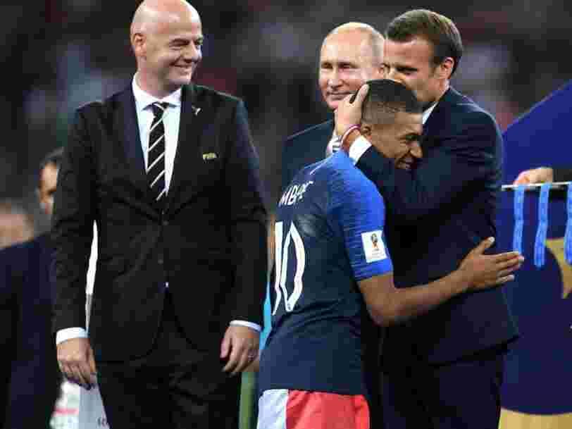 Kylian Mbappé est déjà une star du football à 19 ans après avoir aidé la France à gagner la Coupe du monde — voici ce que vous devez savoir sur lui