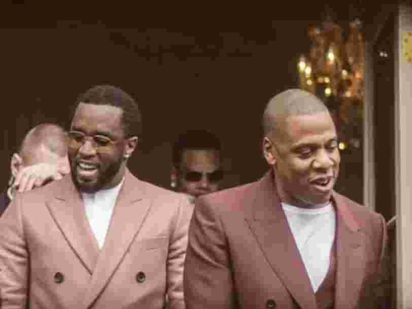 Le rappeur Drake a gagné 90M$ l'an dernier mais Puff Daddy et Jay Z l'ont largement surpassé
