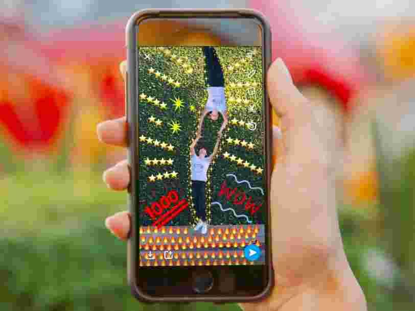 Oubliez les 10 secondes, Snapchat vous permet à présent de rejouer des messages à l'infini