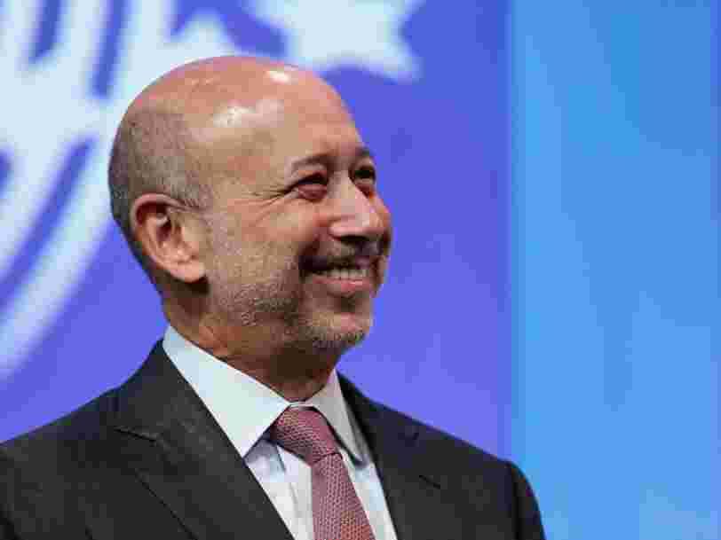 Goldman Sachs écrase la concurrence dans une activité emblématique