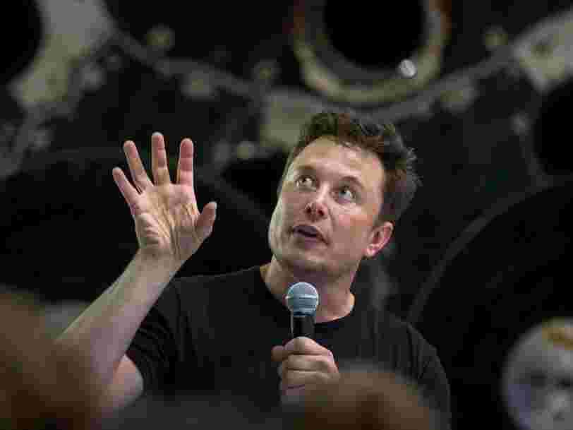 Elon Musk va lancer 60 nouveaux satellites avec l'objectif d'améliorer l'accès à internet pour tous
