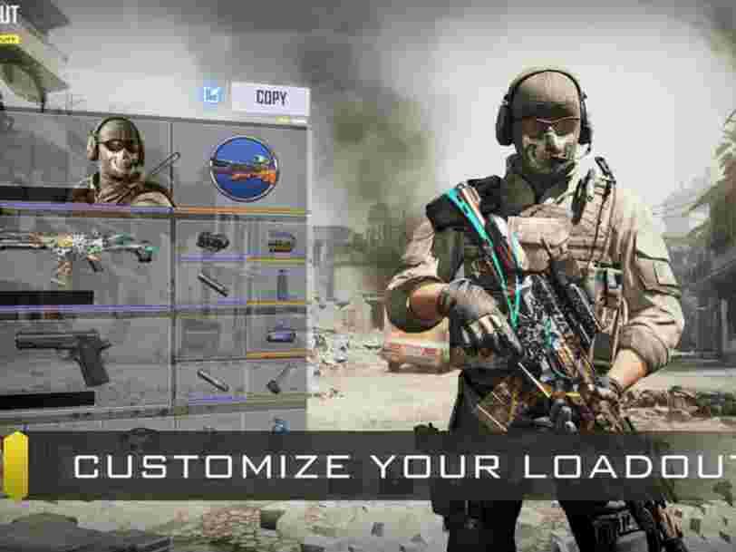 Call of Duty Mobile arrive sur iOS et Android, voici à quoi le jeu va ressembler