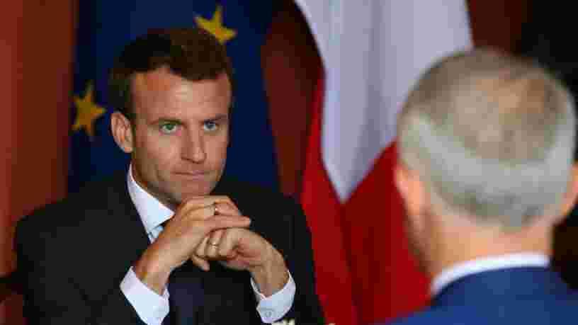 La France et l'Australie viennent de viser la Chine avec des remarques ciblées sur le respect de la règle de droit