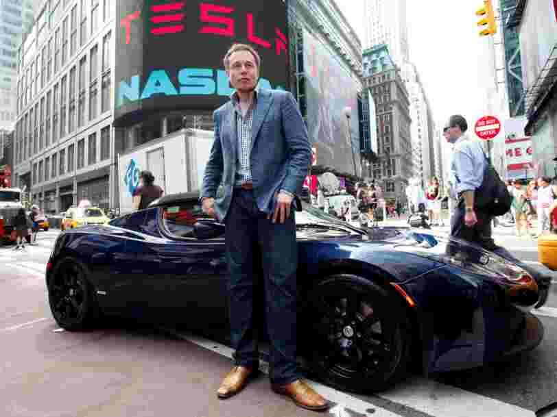 Elon Musk dirige 2 entreprises en découpant sa journée en créneaux de 5 minutes