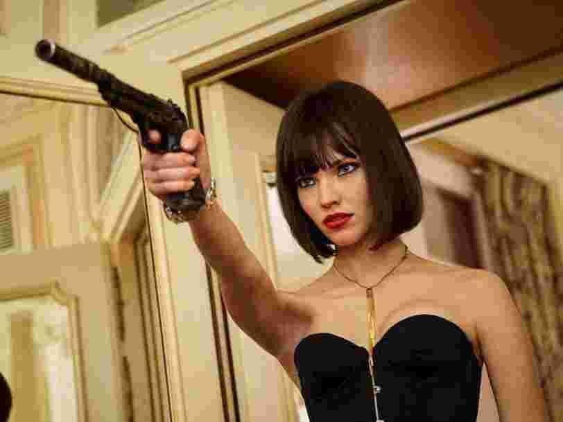 'Anna', le dernier Luc Besson, fait aussi un flop dans les salles françaises