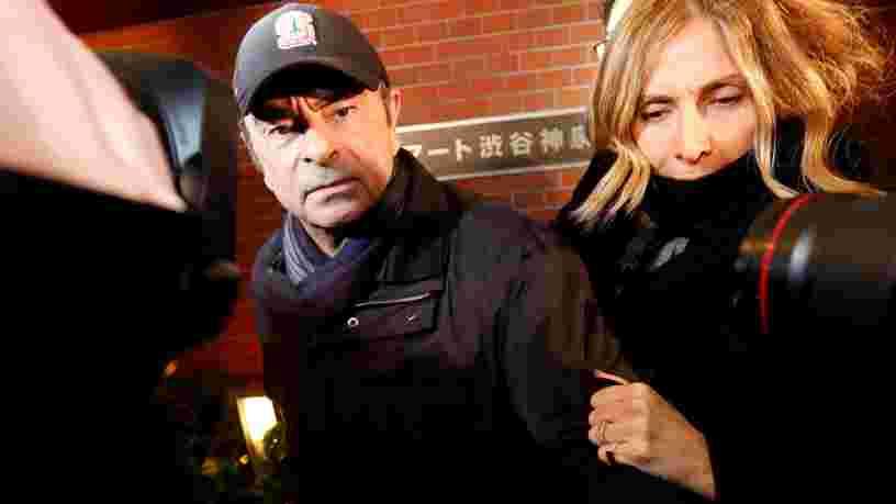 Carlos Ghosn aurait dépensé l'argent de Nissan dans des boutiques de luxe