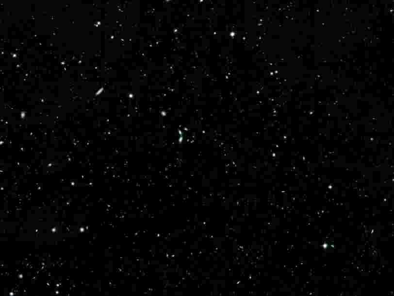 Le télescope Hubble a mis 16 ans pour réaliser cette photo géante de l'univers