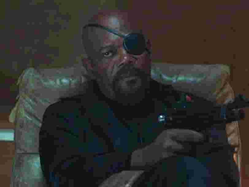 'Spider Man : Far From Home' : Samuel L. Jackson a repéré une grosse erreur sur l'affiche du film