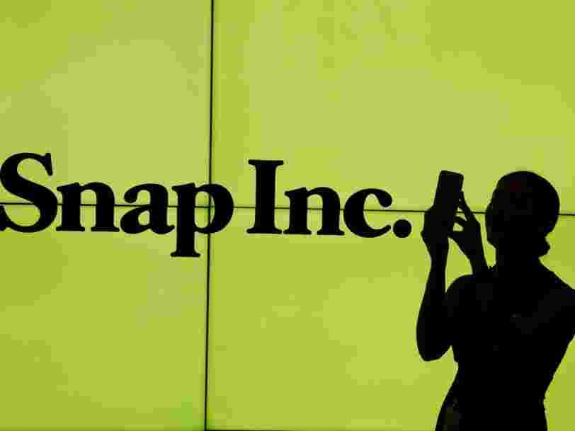 La direction de Snapchat commence à montrer son irritation face aux clones en série de Facebook