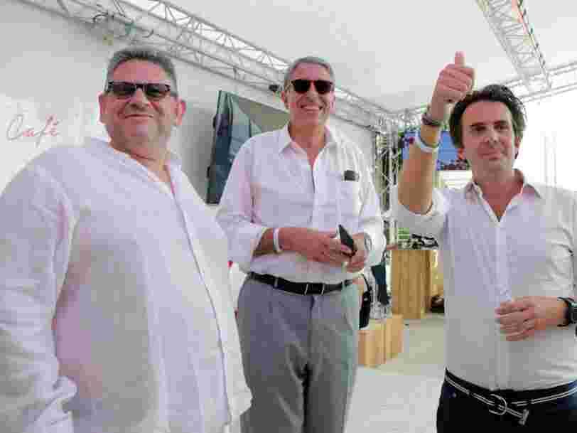 Le PDG d'Havas dévoile le montant exact que doit lui rapporter la fusion avec Vivendi