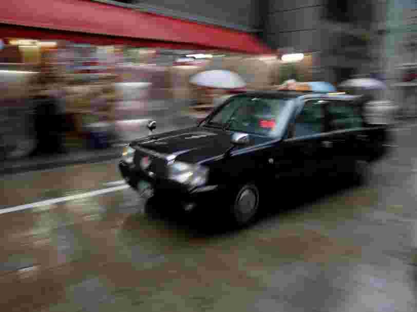 Sony mise sur l'IA pour rivaliser avec Uber et Didi sur le marché très réglementé des taxis au Japon