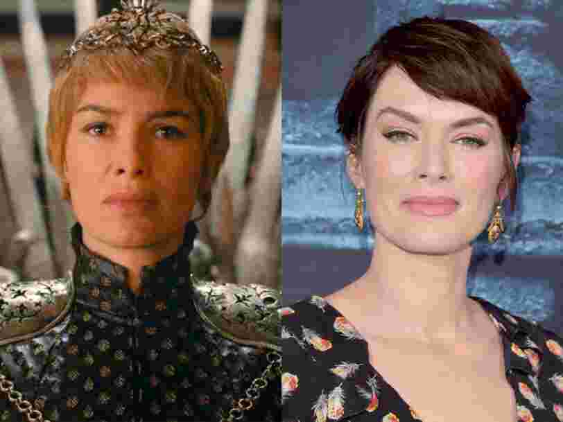 Lena Headey, l'interprète de Cersei dans 'Game of Thrones', n'a pas aimé la fin de son personnage