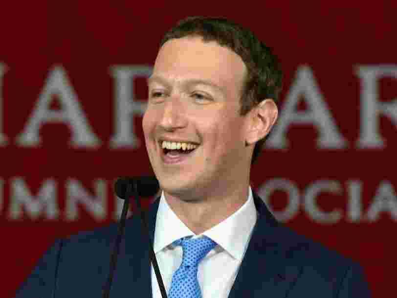 Un prestataire de Facebook offre 350$ aux journalistes qui diront ce qu'ils pensent du réseau social