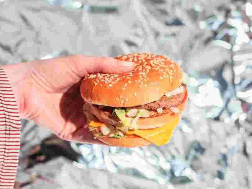 Le Big Mac a 50 ans: le patron de McDonald's nous parle du 'MacCoin', de l'indice Big Mac, et de pourquoi il n'y aura jamais de Big Mac végétarien