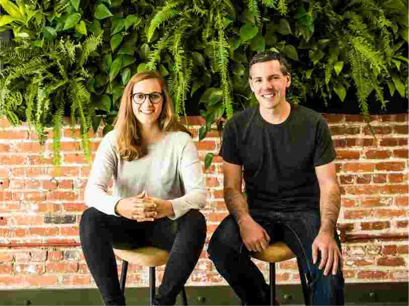 Cette startup de la Silicon Valley cofondée par 2 Français a levé 66M$ avec ces 21 diapos