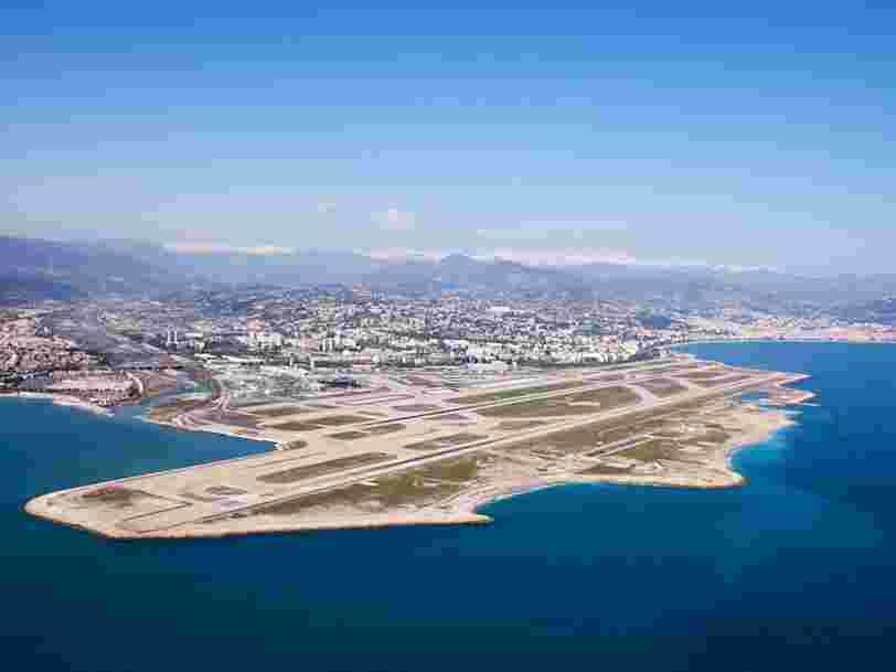 Les 10 aéroports qui offrent les plus belles vues à l'atterrissage