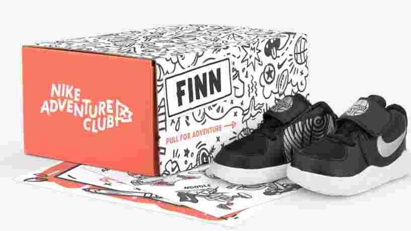 Nike concurrence Crocs en sortant des baskets spécialement