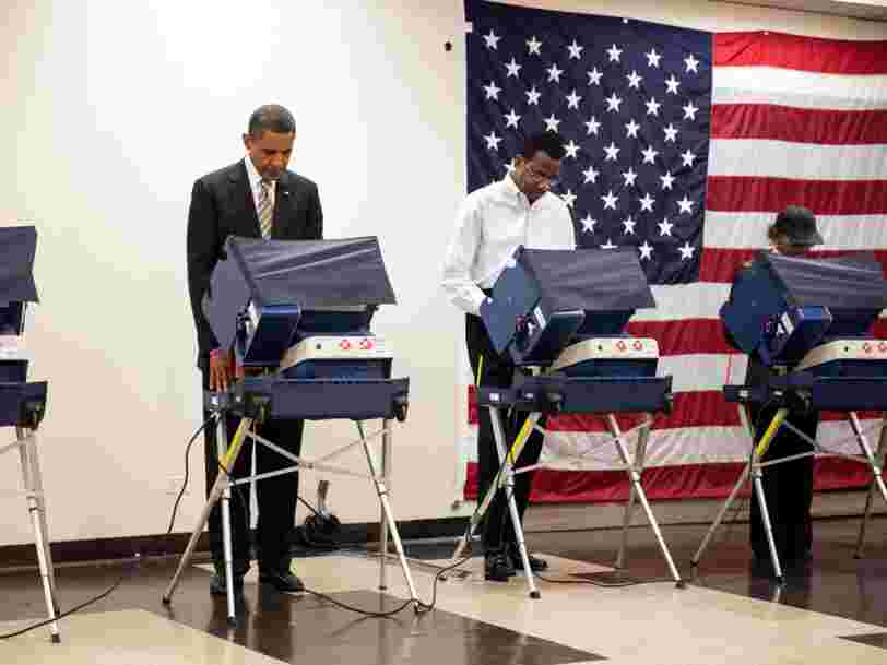 Un fabricant de machines à voter estime que la procédure n'est pas assez sécurisée