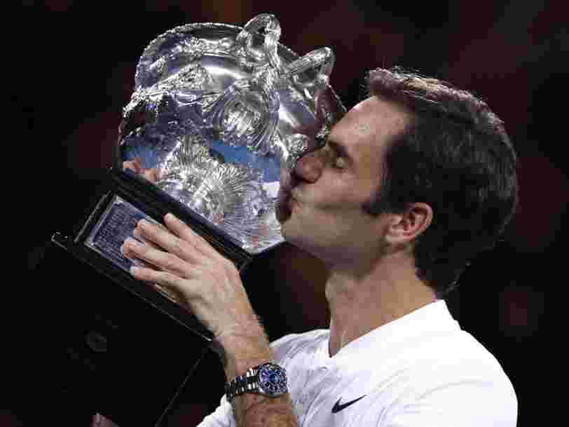La vie extraordinaire de Roger Federer, le joueur de tennis le mieux payé au monde