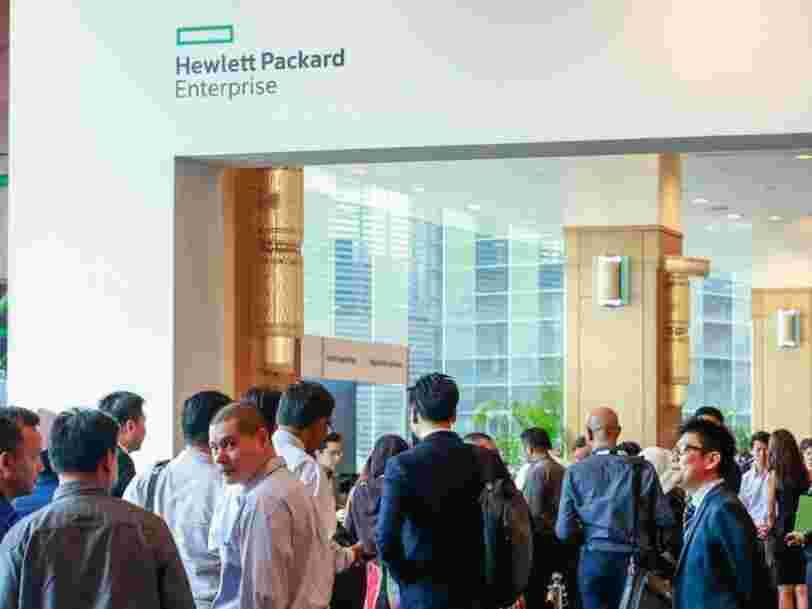 Hewlett Packard Enterprise pourrait licencier 5000 employés à travers le monde
