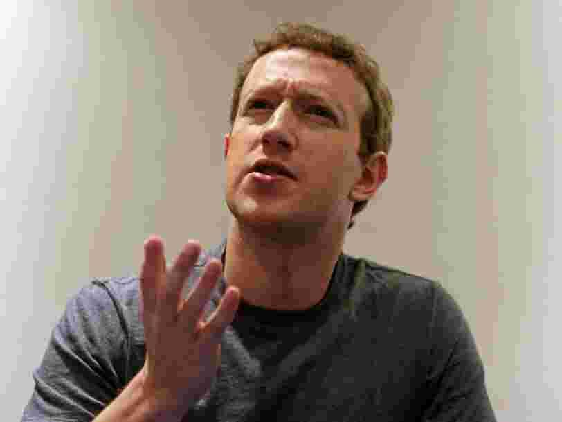 Facebook est condamné à une amende de 110 M€ pour avoir trompé Bruxelles lors du rachat de WhatsApp