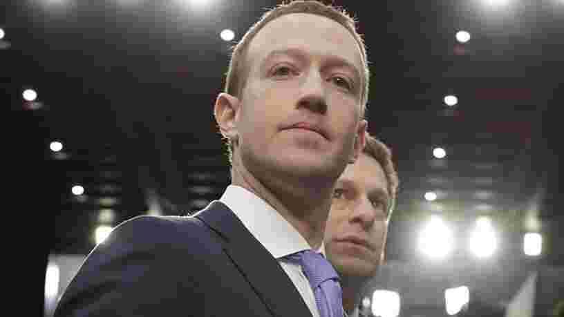 Mark Zuckerberg déclare sa victoire à la fin d'une année brutale pour Facebook: 'Je suis fier des progrès que nous avons réalisés'