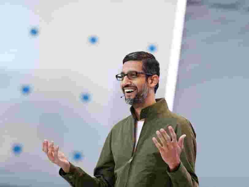 Voici tout ce que Google a annoncé lors de sa plus importante conférence de l'année
