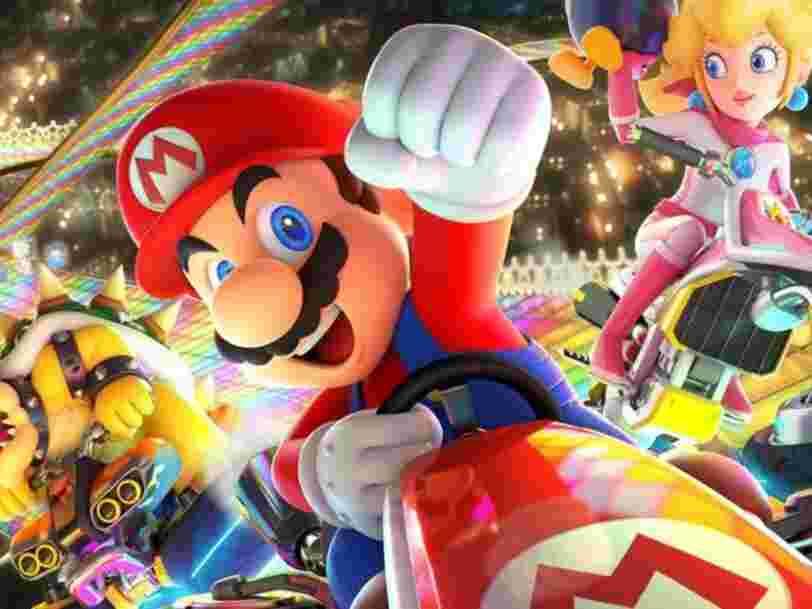 Mario Kart Tour : tous les détails du jeu pour smartphone de Nintendo