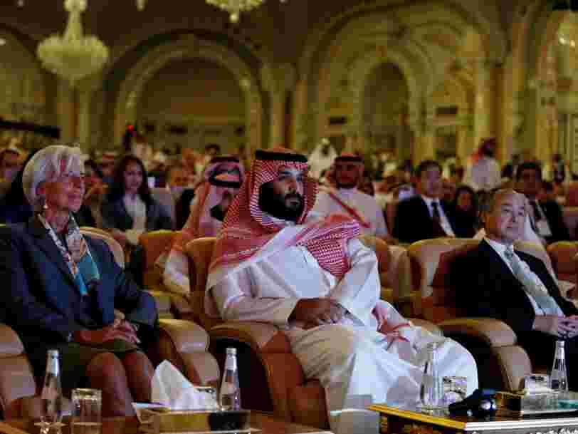 Apple et Amazon cherchent à s'installer en Arabie saoudite — il y a aussi une raison diplomatique derrière ces discussions