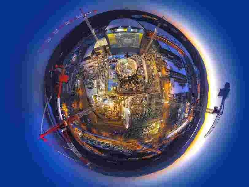 L'Europe abrite le plus grand nombre des meilleurs équipements scientifiques au monde