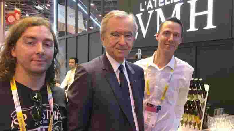 Une décision stratégique de LVMH crée de 'l'anxiété' dans le secteur du champagne en cette fin d'année