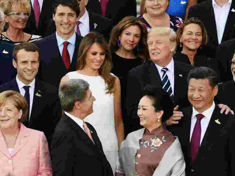 Voici ce que gagnent les dirigeants politiques de 45 pays à travers le monde par rapport à leurs citoyens