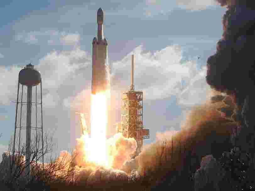 Elon Musk: 'On veut une nouvelle course à l'espace — les courses à l'espace sont passionnantes'