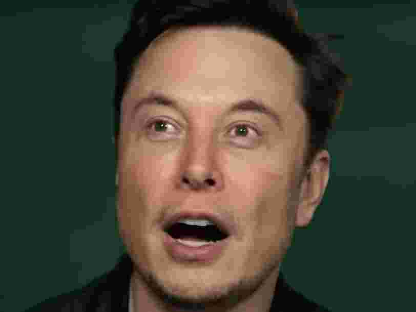 Elon Musk pense que les Américains seront de retour sur la Lune avant 2024