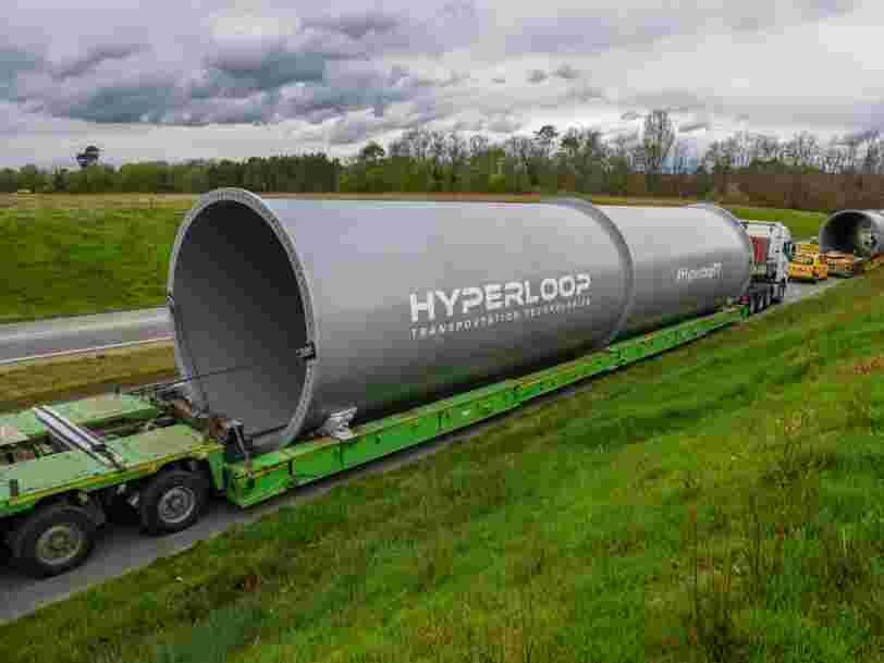 Vous pourriez un jour relier Toulouse à Paris en 40 minutes avec Hyperloop. Les premiers essais de cette technologie vont débuter à Toulouse