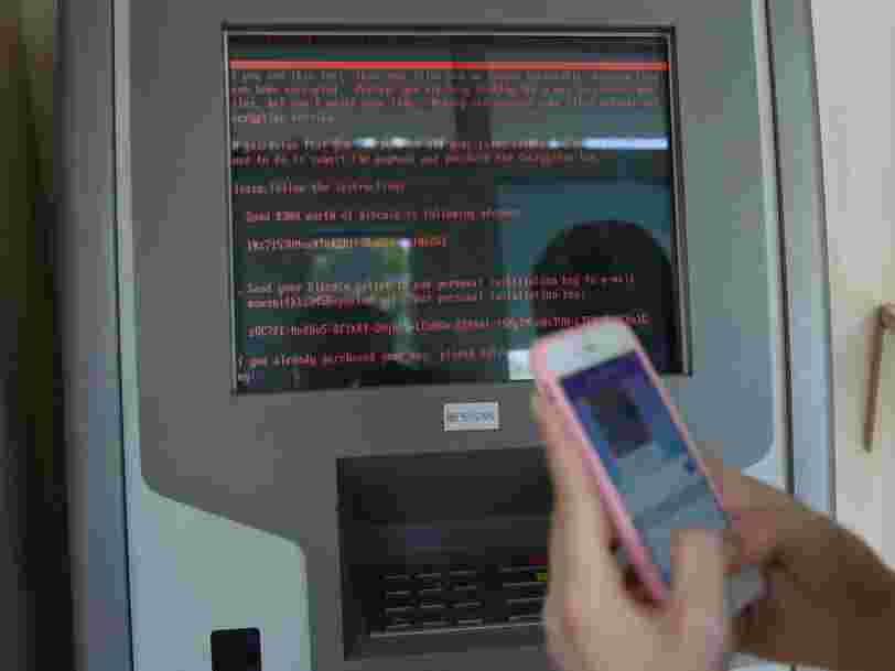 Le ransomware a rapporté près de 25M$ en 2 ans, selon une étude de Google