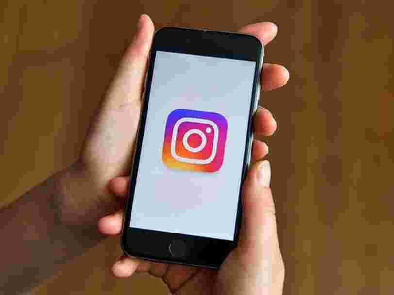 Instagram lance une fonctionnalité qui vous permettra de télécharger toutes vos photos et l'historique de vos recherches d'un seul coup