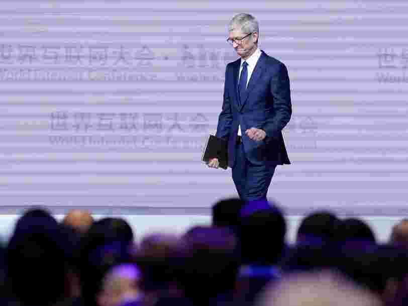 Apple accepte de payer 13Mds€ à l'Irlande — mais cela signifie pas que la Commission européenne aura le dernier mot
