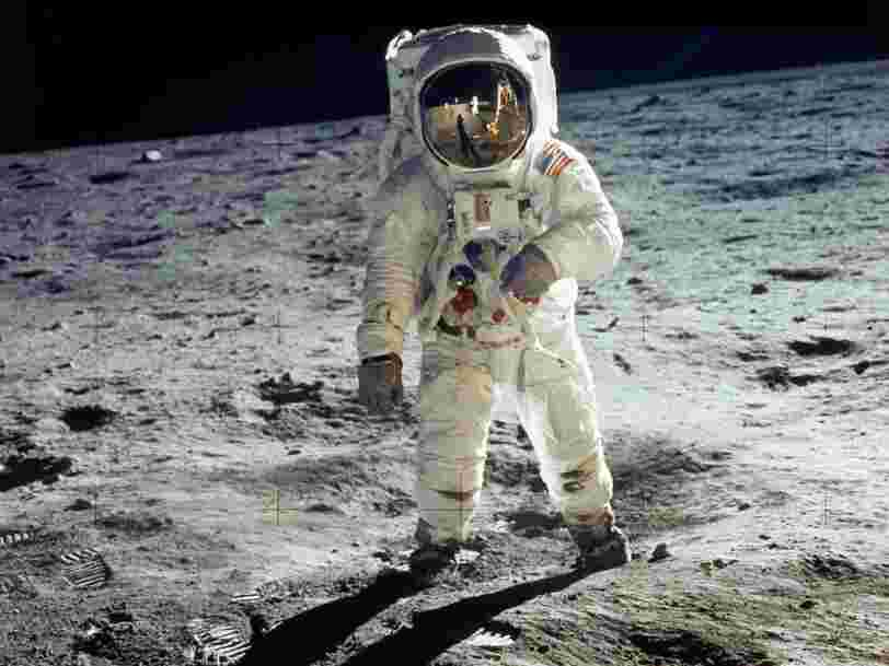 Voici 19 faits incroyables sur la Lune