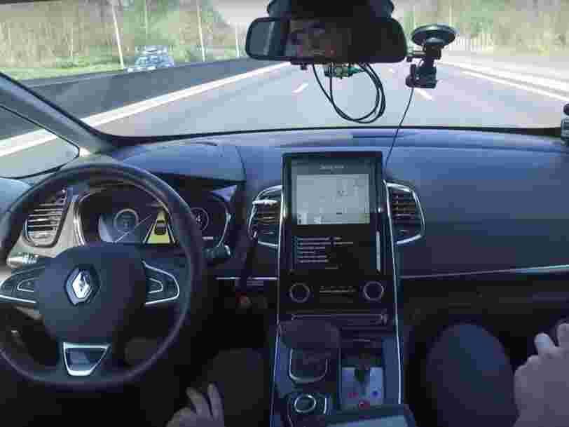 Renault et PSA viennent de se rapprocher du jour où des voitures autonomes rouleront sur des autoroutes françaises