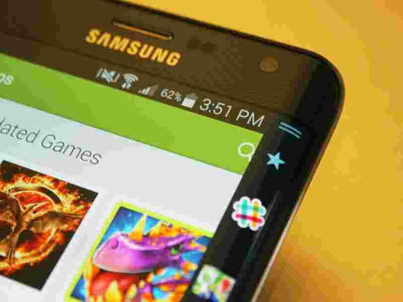 Samsung travaille sur un téléphone avec des écrans des 2 côtés — voici 3 idées futuristes